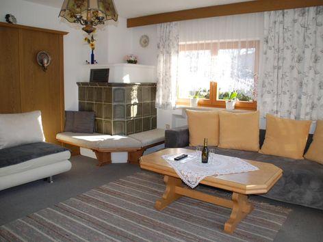 Ferienwohnung Frauenhoffer - Wohnzimmer