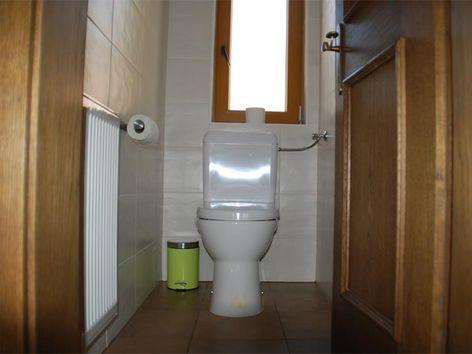 Ferienwohnung Frauenhoffer - WC