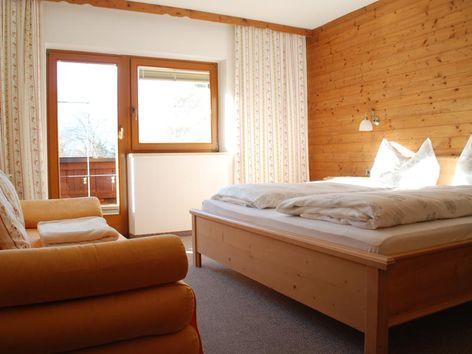 Ferienwohnung Frauenhoffer - Schlafzimmer