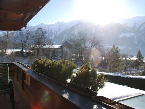 Ferienwohnung Frauenhoffer - Balkon