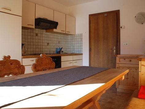 Ferienwohnung Frauenhoffer - Küche